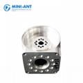 Casting aluminum robot endcap robot spare parts endcap aluminum spare parts