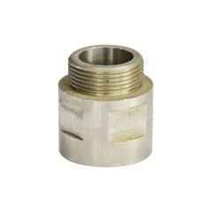 stainless steel spare parts pipe plug OEM stainless steel pipe plug