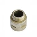 stainless steel spare parts pipe plug OEM stainless steel pipe plug