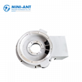 China OEM casting aluminum robot joint spare parts