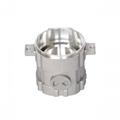 Die casting aluminum pneumatic valve body spare parts