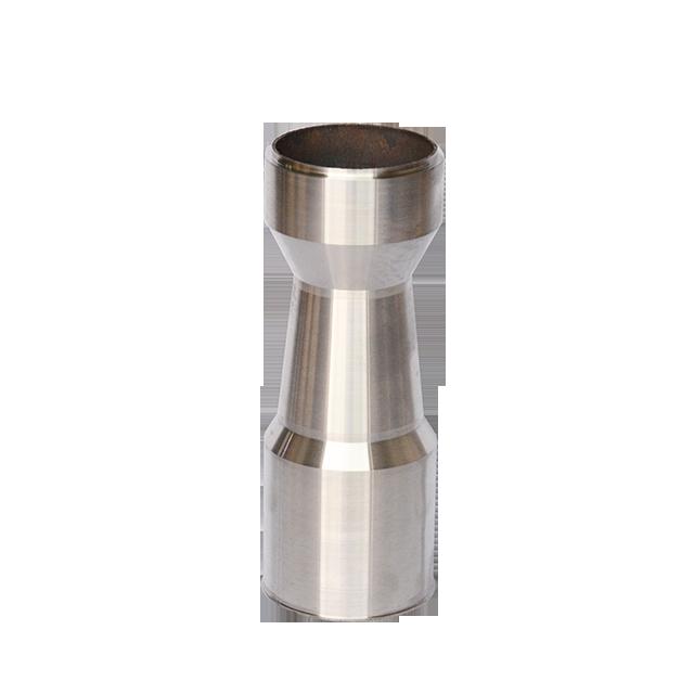 die casting Aluminum petroleum pipeline spare parts pipe for split flow