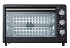 20L toaster oven
