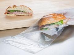 HDPE Hamburger Bag Sandwich Bag on roll