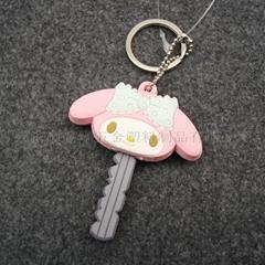 PVC鑰匙扣