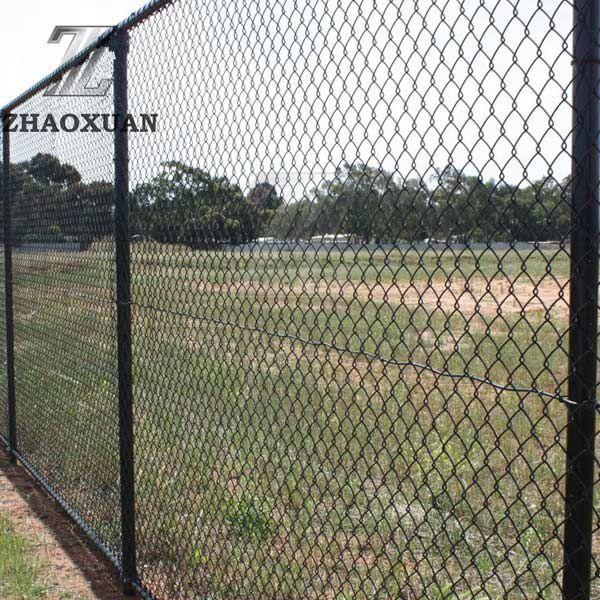XLF-09 Chain Link Fence 1