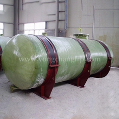 FRP Automobile Transport Tank  FRP Horizontal Storage Tank distributor