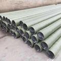 FRP Process Tube  fiber reinforced plastic pipe  fiberglass tubing