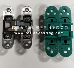 暗鉸鏈 不鏽鋼精密鑄造303、304、316 來圖定製加工