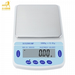 BDS-High-precision laboratory  analytical balance 0.001g carat jewelry scale