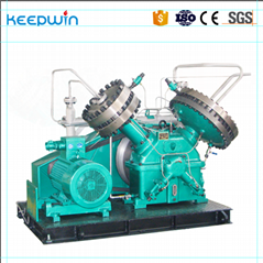 气体隔膜压缩机