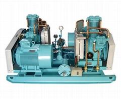 小型沼气压缩机