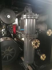 固定螺杆无油压缩机
