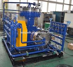 高純氧壓縮機無油隔膜壓縮機