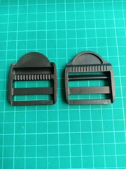 38mm Plastic adjustable ladder buckles for webbing strap