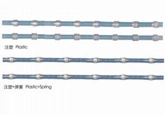 大理石整形繩--Diamond Wire Saw for Marble Block Squaring