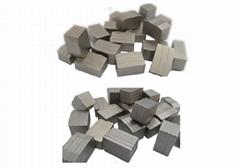 礦山刀頭--Diamond Segments for Quarry Multi-blades
