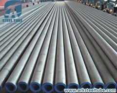U or Straight TP304 TP316 Heat Exchanger Boiler Stainless Steel Seamless Tube