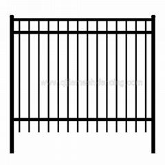 Ornamental Iron Fence American Fence prefabricated ornamental fence panels