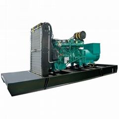 HUAQUAN 500kw vo  o diesel generator three phase water cooling genset