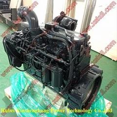 Cummins QSC8.3 engine and parts