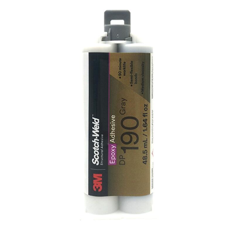 3M DP190膠水柔性環氧樹脂AB膠 金屬塑料粘接結構膠 1