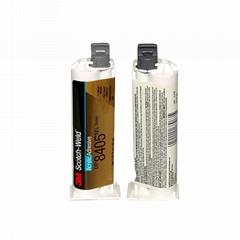 3M DP8405NS耐高溫環氧樹脂結構膠 鋼鋁材金屬類AB