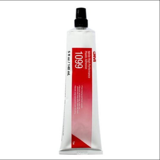 3M 1099塑料膠粘劑橡膠封邊氯丁膠 耐水耐油金屬皮革粘接膠水 4