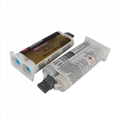 3M DP105膠水透明柔性環氧樹脂AB膠 柔韌強力膠陶瓷塑料金屬結構膠 3