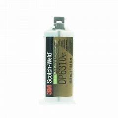 3M DP6310NS低氣味雙組份聚氨酯結構膠 粘接復合材料