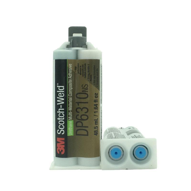3M DP6310NS低氣味雙組份聚氨酯結構膠 粘接復合材料粘結劑AB膠 5
