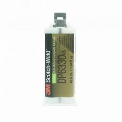 3M DP6330NS膠水耐高溫聚氨酯結構膠 綠色柔性復合材
