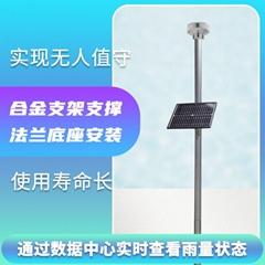 壓電式雨量監測站