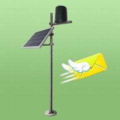E-mail雨量監測站