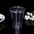 Pet Plastic Cup Customized 16oz 24oz