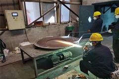 零部件噴焊工藝應用介紹