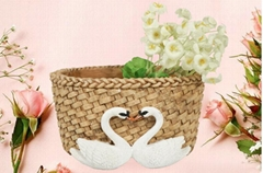 Creative Resin Flowerpot Animal Plant Flowerpot Home Decoration Ornament