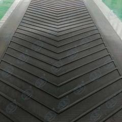 Pattern Conveyor Belt   chevron conveyor belt