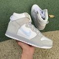 women shoe White Pure Platinum      Dunk