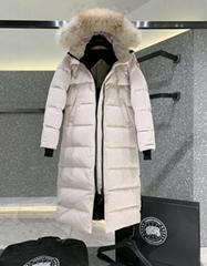 Mystique Parka Coat Womens Black Coyote Down  (Hot Product - 1*)