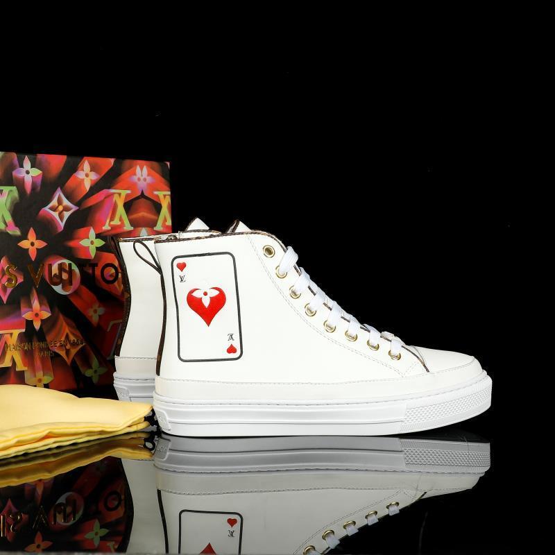 LV Game On Stellar Sneaker Boot WhatsApp +86 13305933829
