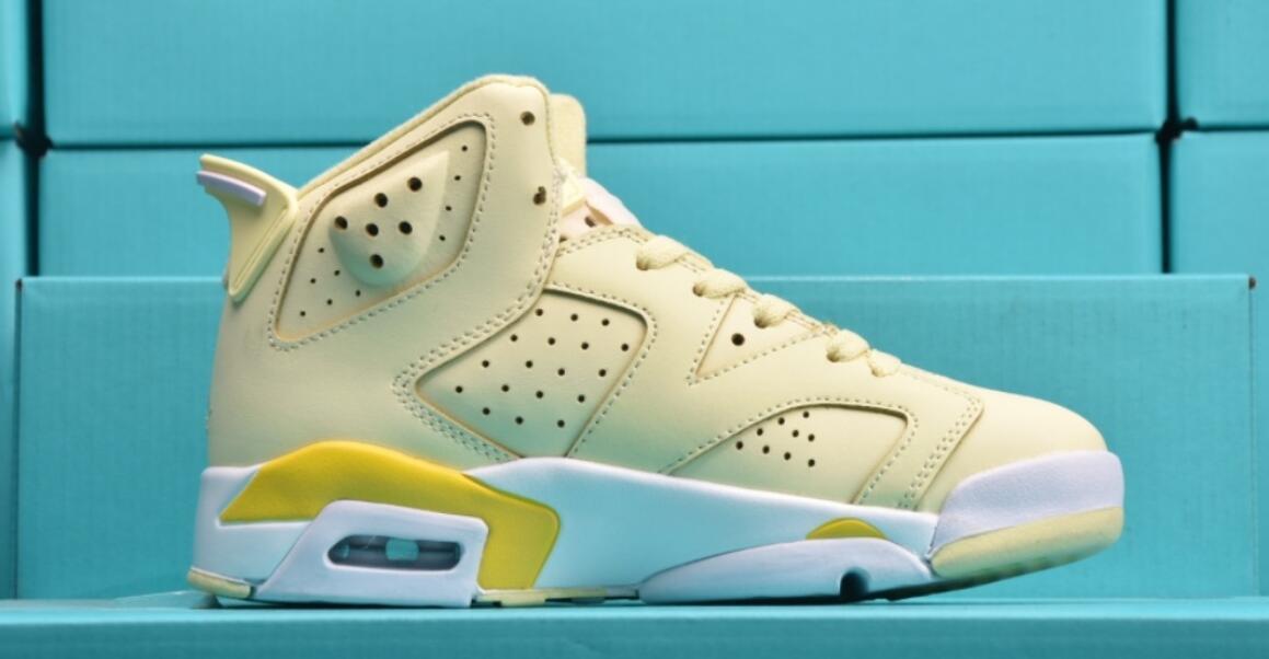 Air Jordan 6 PSG basketball shoes Paris Saint-Germain mens sneaker women