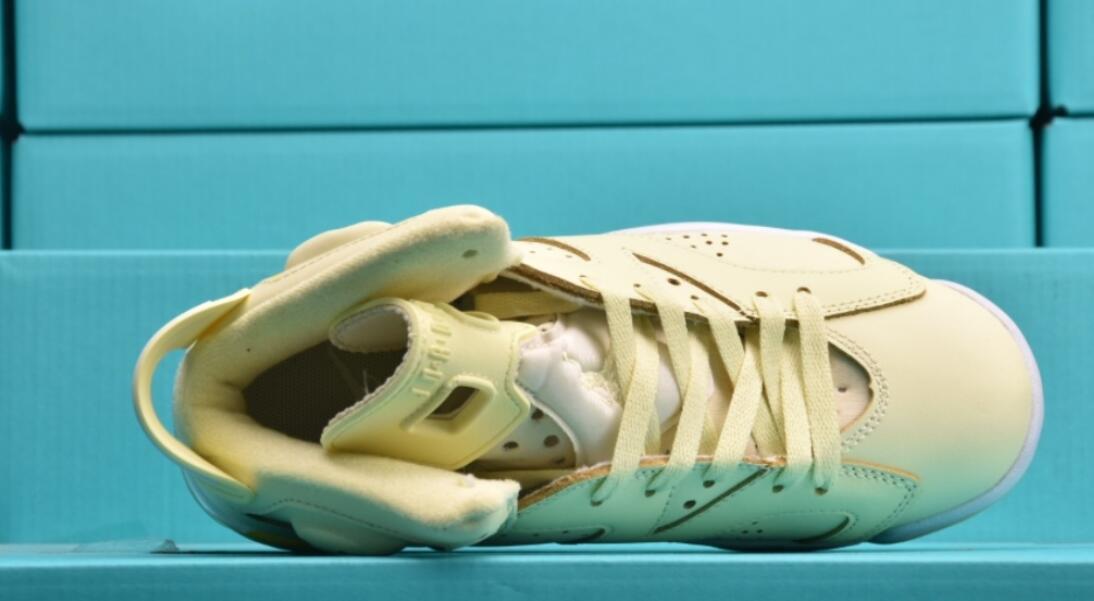 Air Jordan 6 PSG basketball shoes Paris Saint-Germain mens sneaker women  3