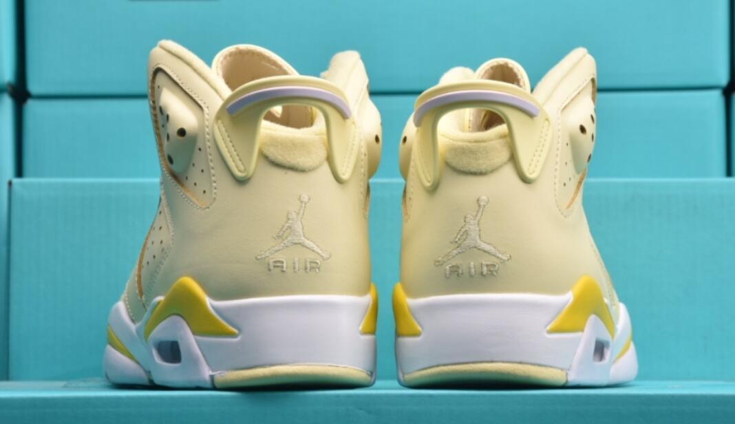 Air Jordan 6 PSG basketball shoes Paris Saint-Germain mens sneaker women  5