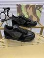 Garavani women Camouflage Noir Sneaker wholesale fake shoes 12