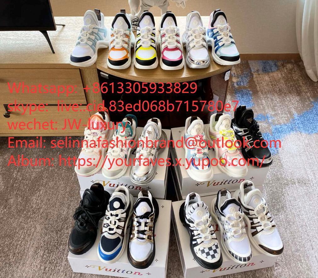 Garavani women Camouflage Noir Sneaker wholesale fake shoes 2