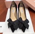 Amina Muaddi Plexi Phoenix Slingback Pumps party sandals women pvc shoes 11