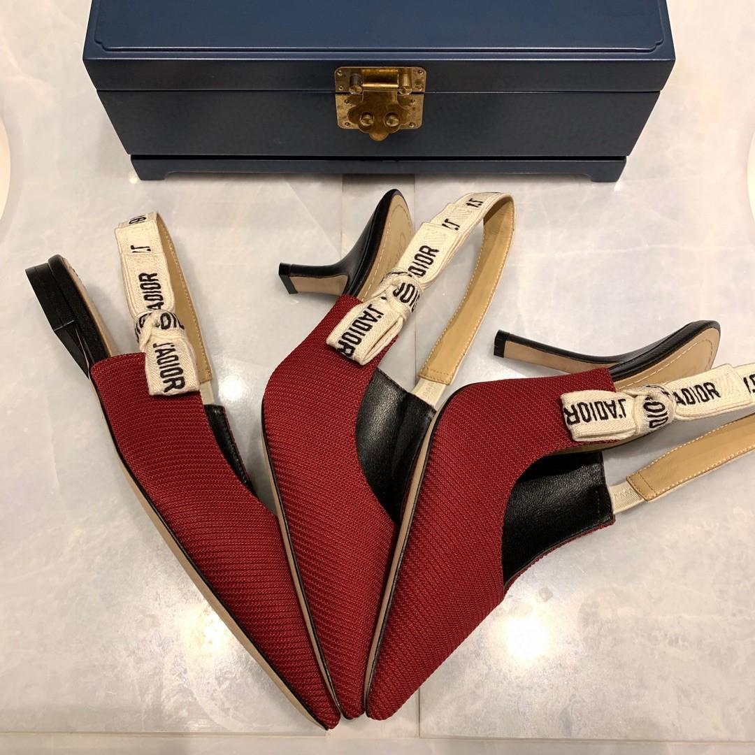 Amina Muaddi Plexi Phoenix Slingback Pumps party sandals women pvc shoes 15