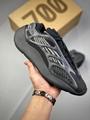 Yeezy Boost 700 men Sneakers Black