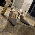 SAINT LAURENT PARIS women Loulou Bootie Black Suede heel high shoes 15